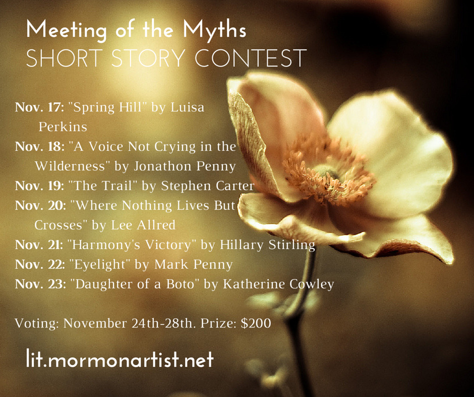 Meeting of the Myths Schedule